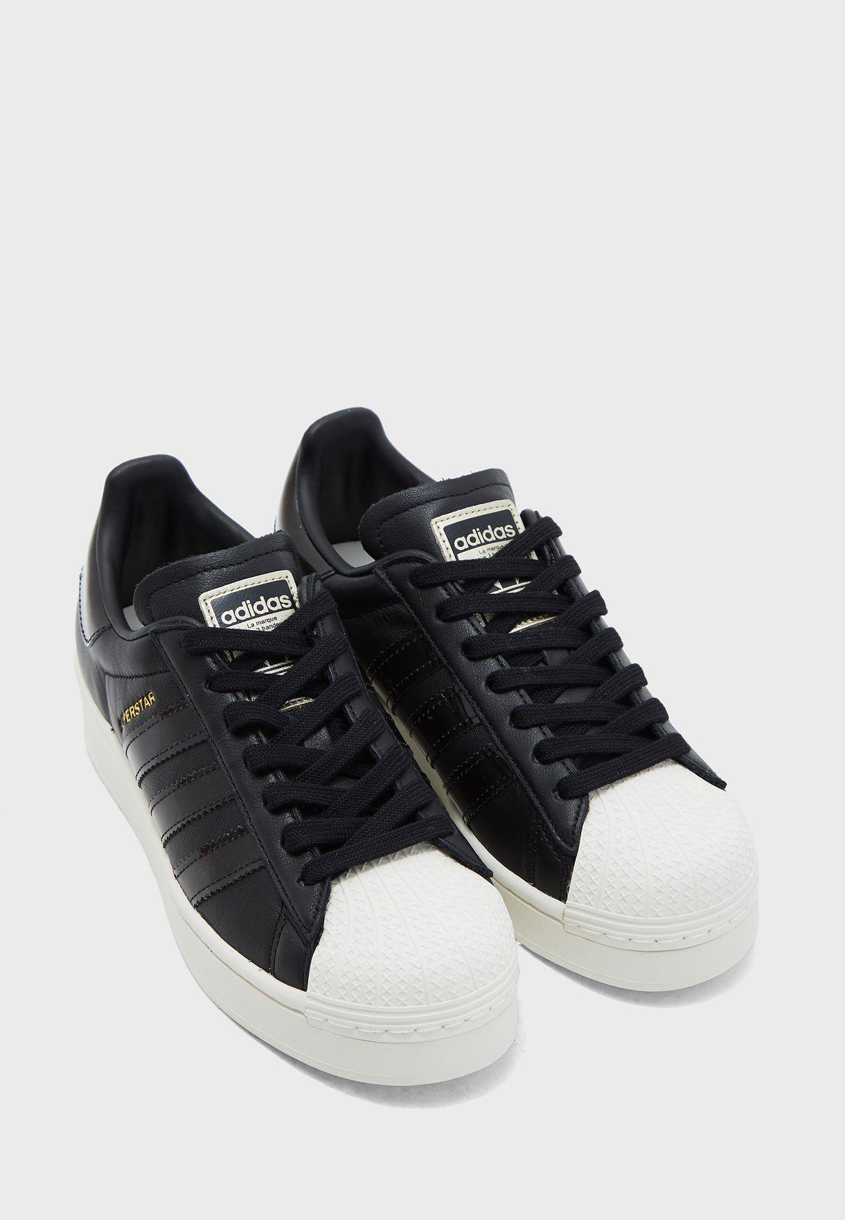 adidas superstar bold noire