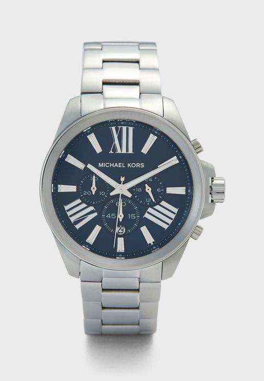 MK8765 Analog Watch