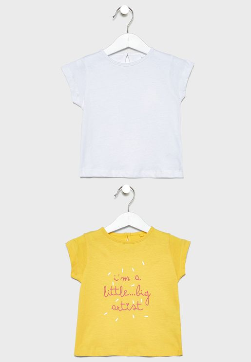 Infant 2 Pack Top