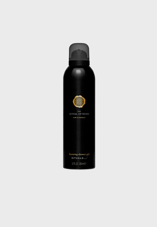 Oudh Foaming Shower Gel
