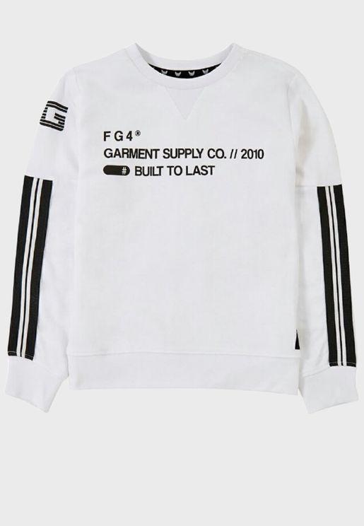 Youth Deja Vu Sweatshirt