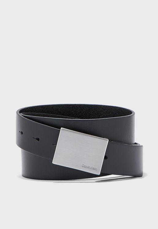 Formal Plaque Belt