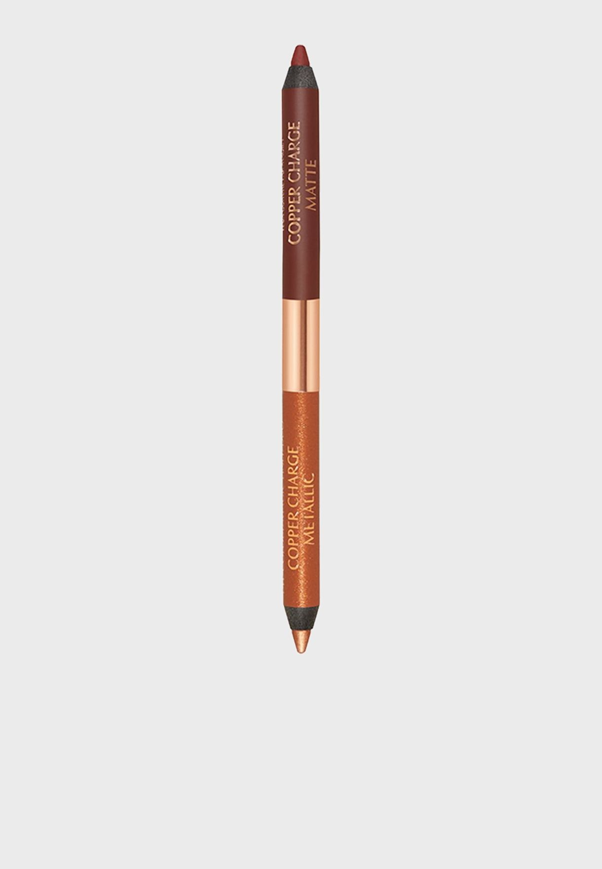 Double Ended Eyeliner - Copper Charge