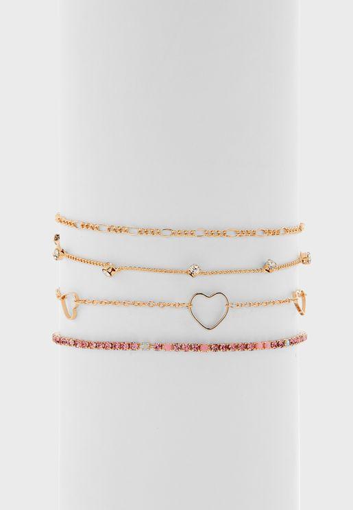 Multipack Panova Bracelets
