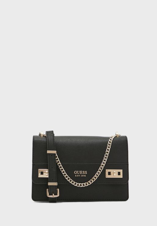 Katey Convertible Flap Crossbody