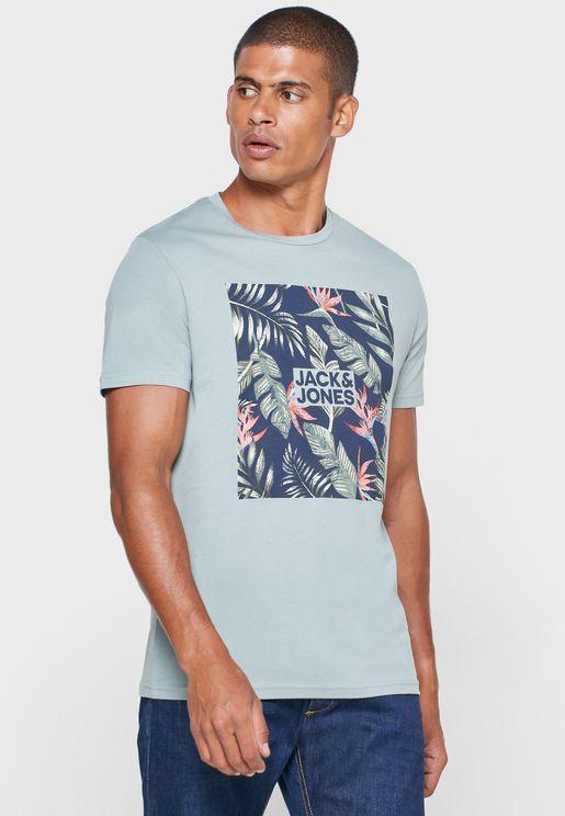Eli Crew Neck T-Shirt
