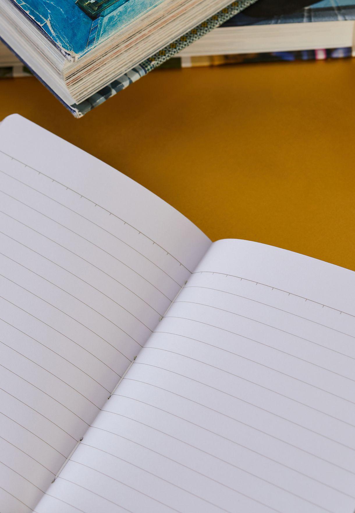 دفتر ملاحظات A6 برج الجوزاء