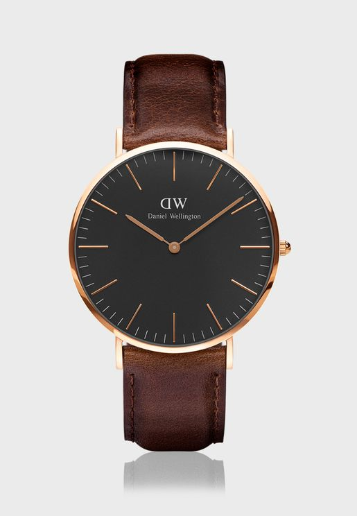 Classic Bristol Analog Watch