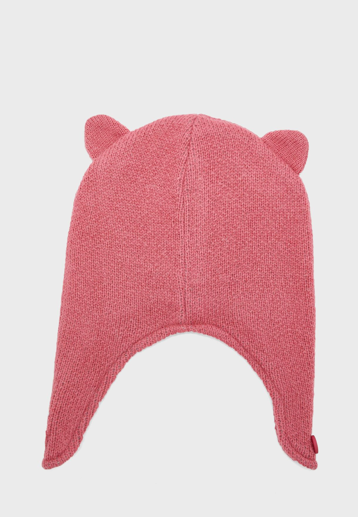 Kids Cat Knitted Hat