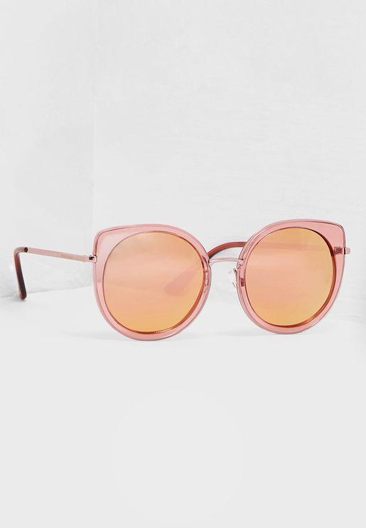 The Georgian Round Sunglasses
