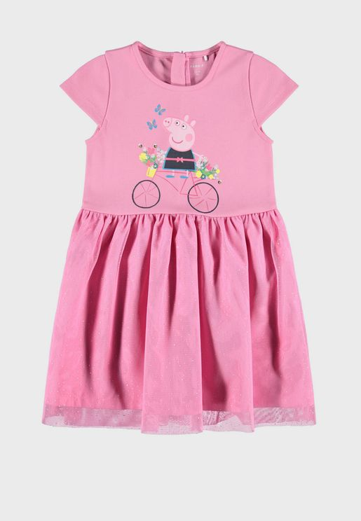 Kids Peppa-Pig Dress