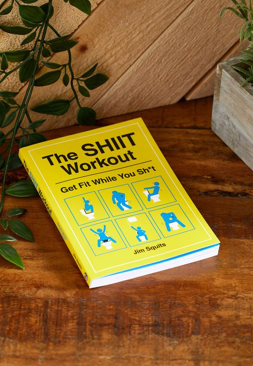 "كتاب ""The Shiit Workout"""