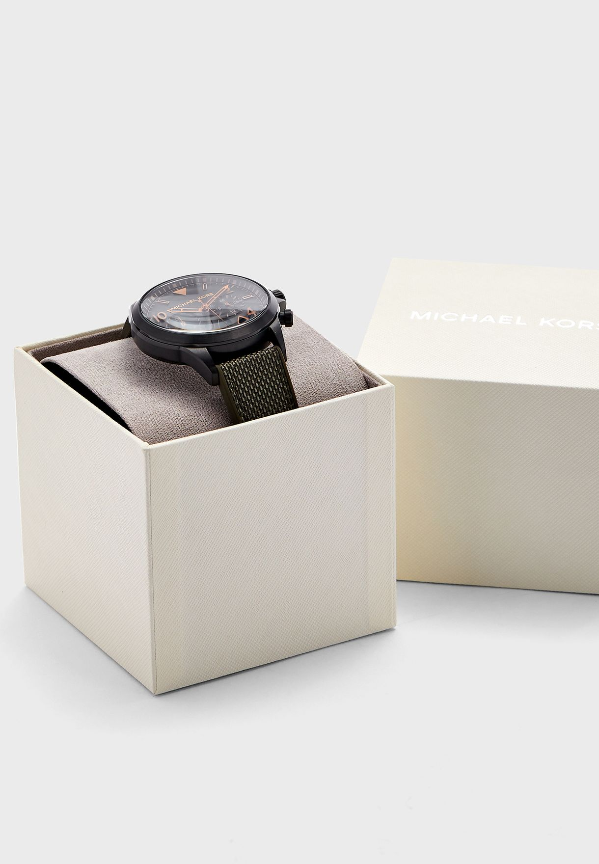 MK8788 Analog Watch