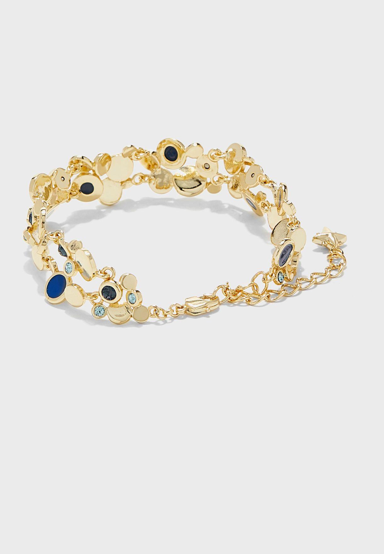 Orbit Cluster Bracelet