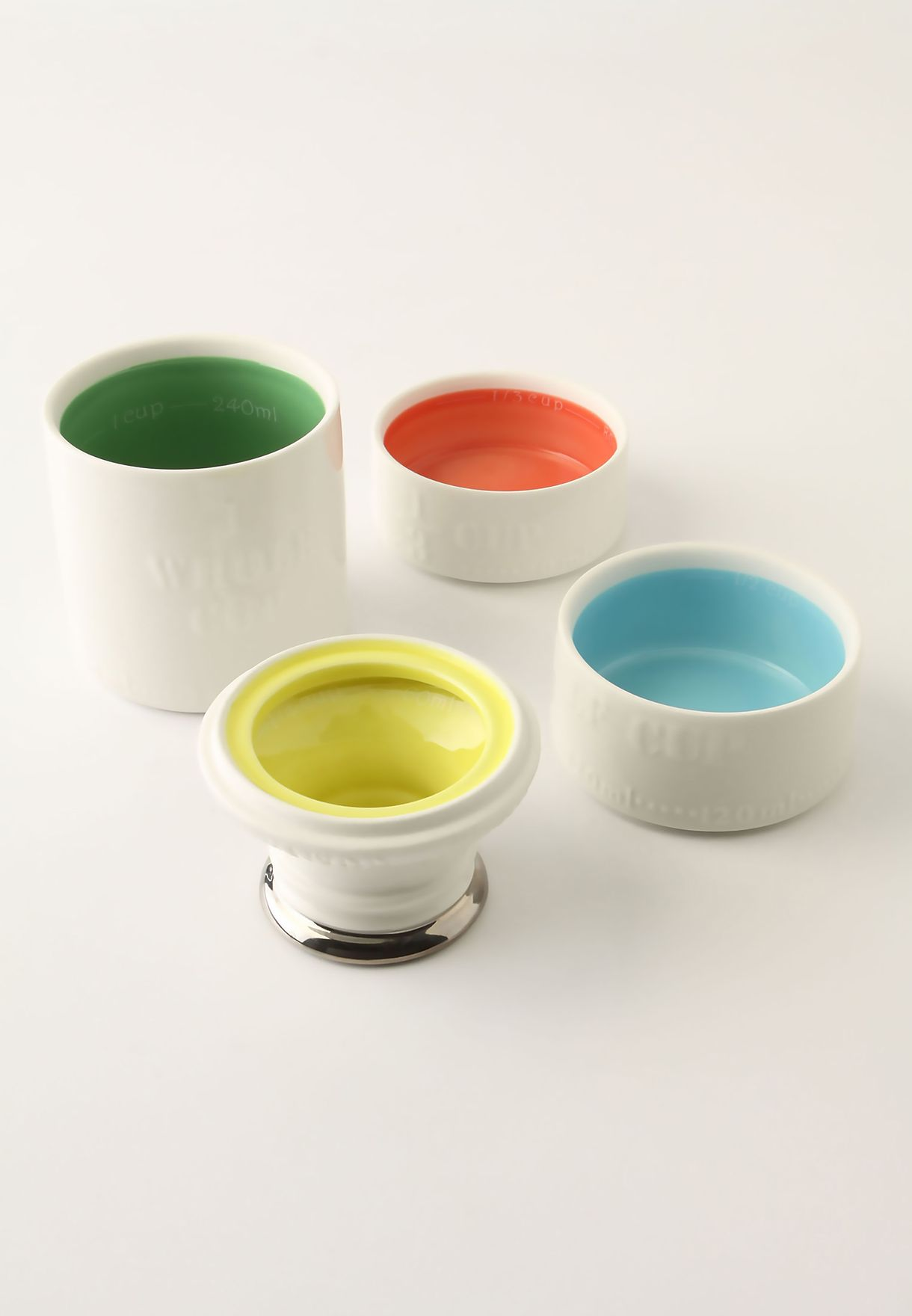 4 Pack Measuring Cups