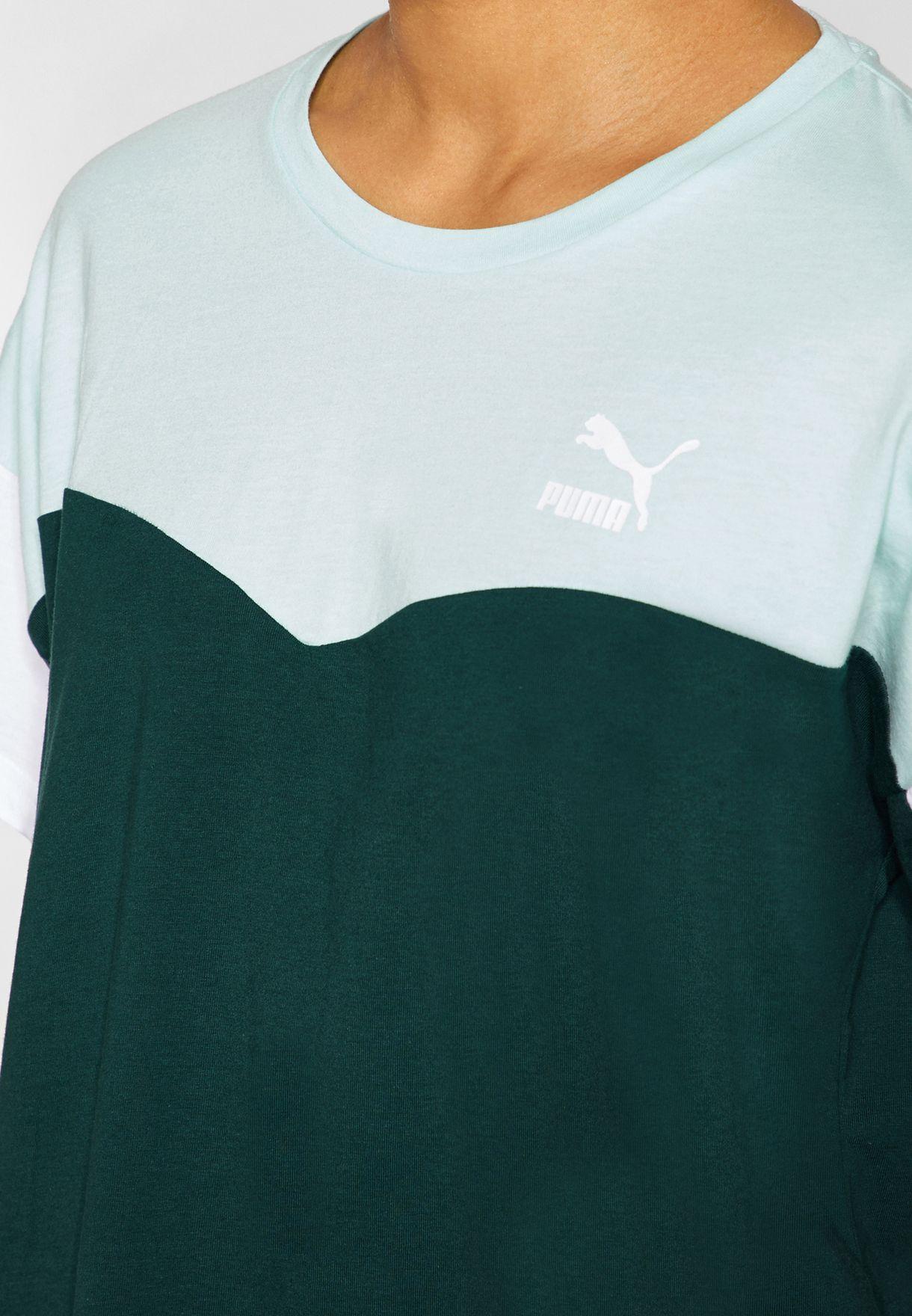 XTG Colour Block T-Shirt