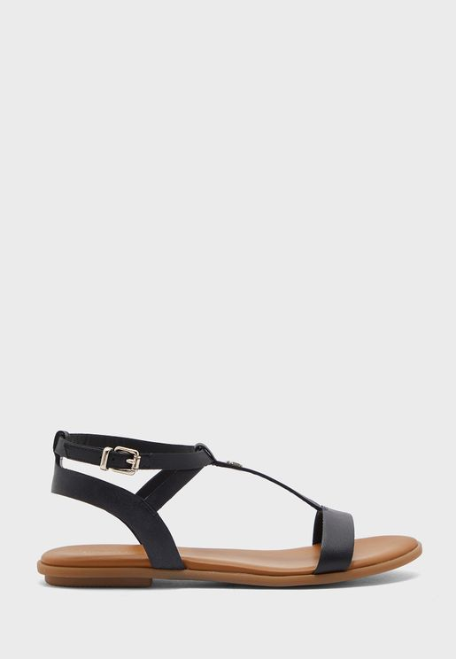 Feminine Flat Sandals