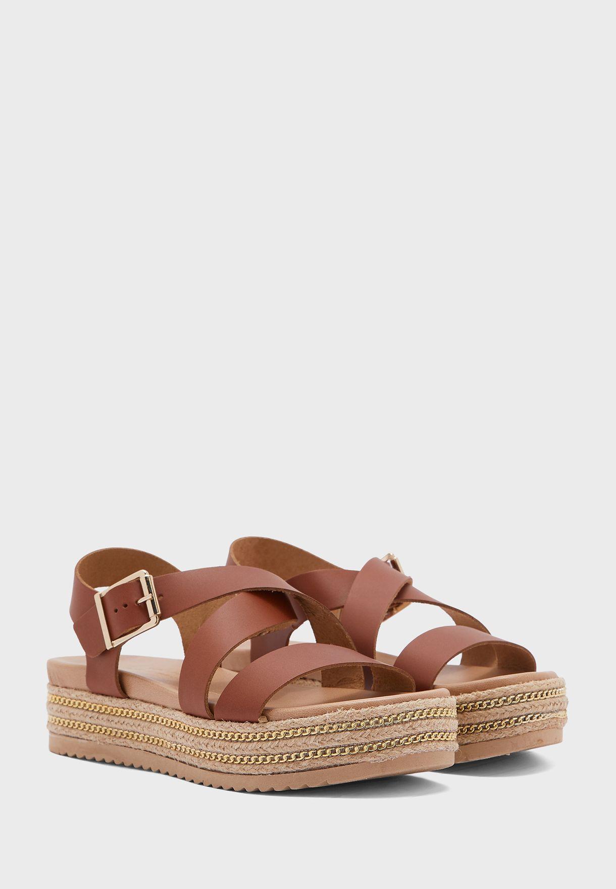 Priyanka Wedge Sandal