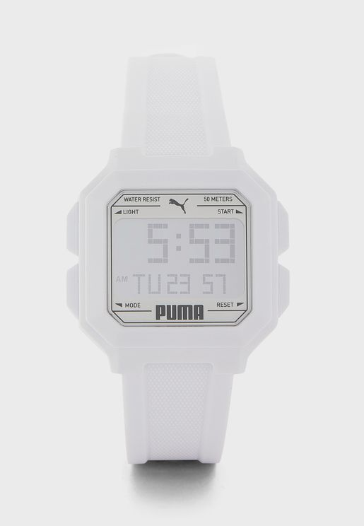 Remix Digital Watch