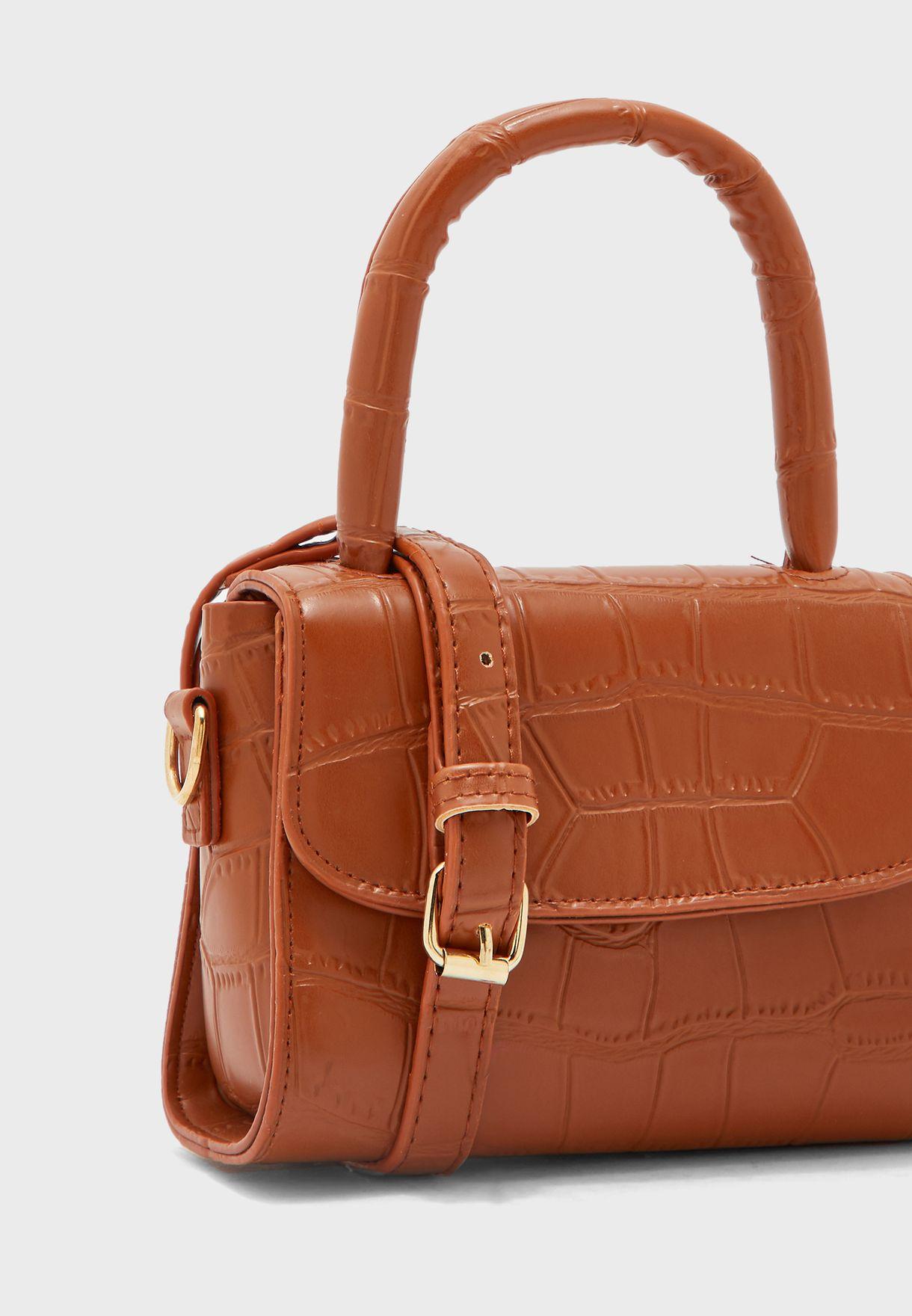 Croc Mini Handbag