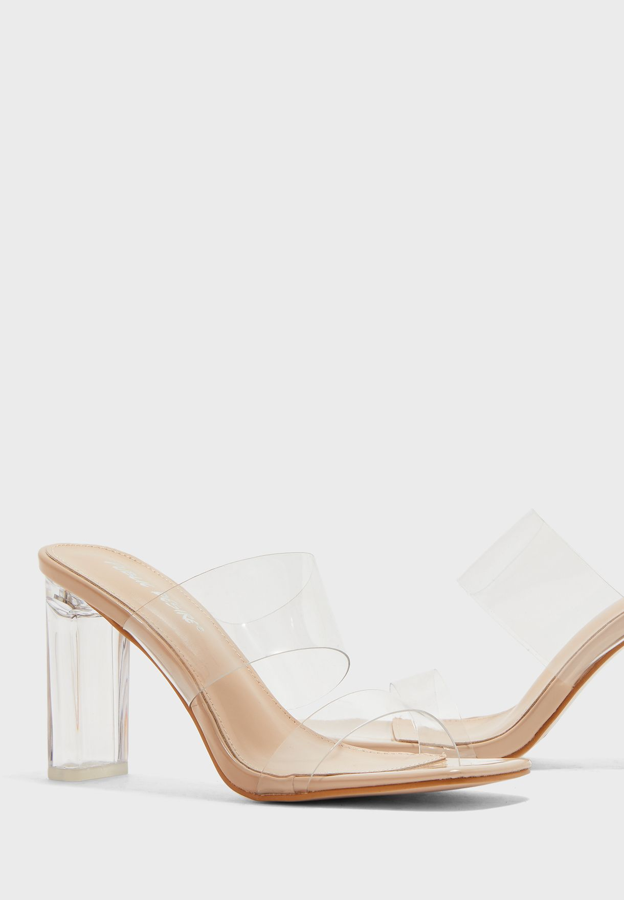 Envious Block Heel Sandal