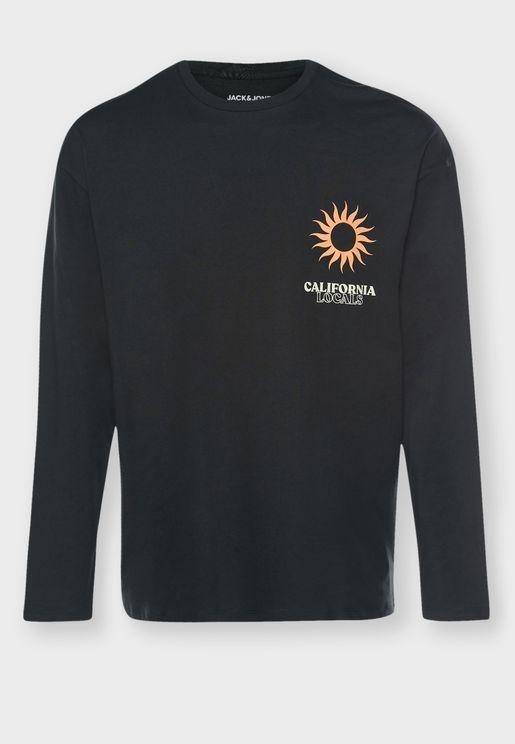 Oahu Crew Neck T-Shirt
