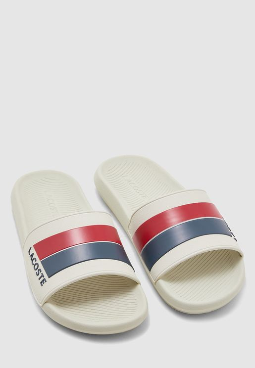 Logo Stripe Detail Slides