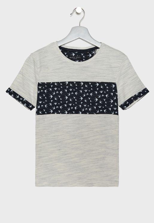 Acer Block T-Shirt