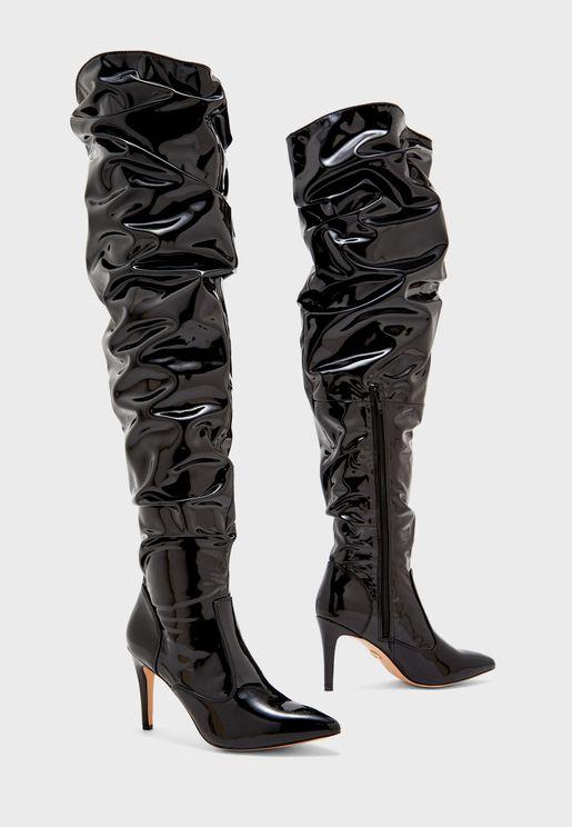 Fiza Knee Boot