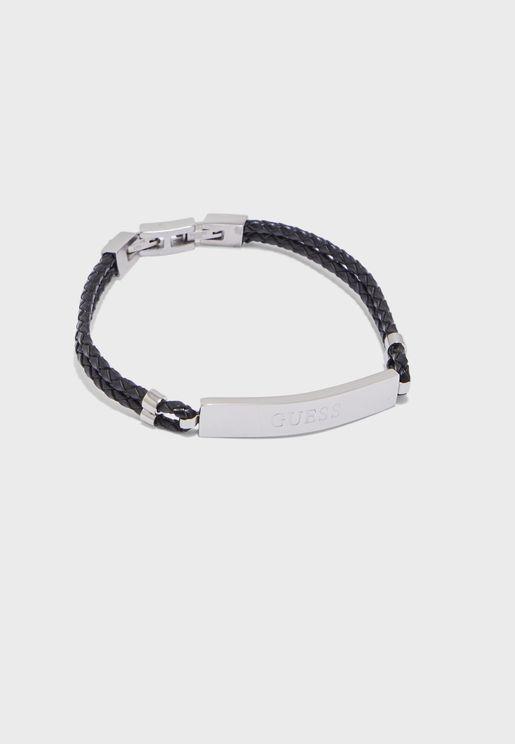 Tag Bar Bracelet