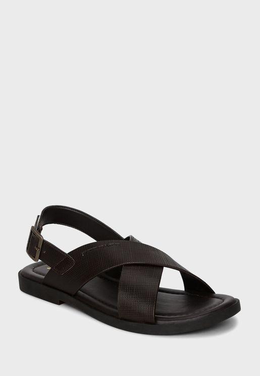 Casual Slingback Sandals