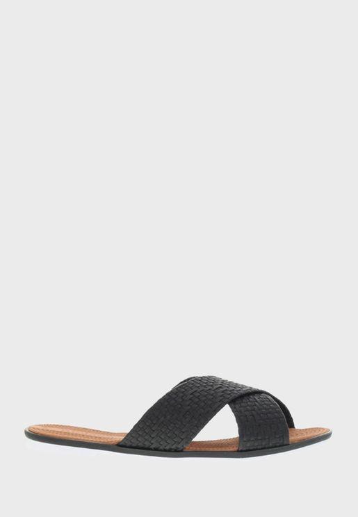 Kendra Flat Sandal