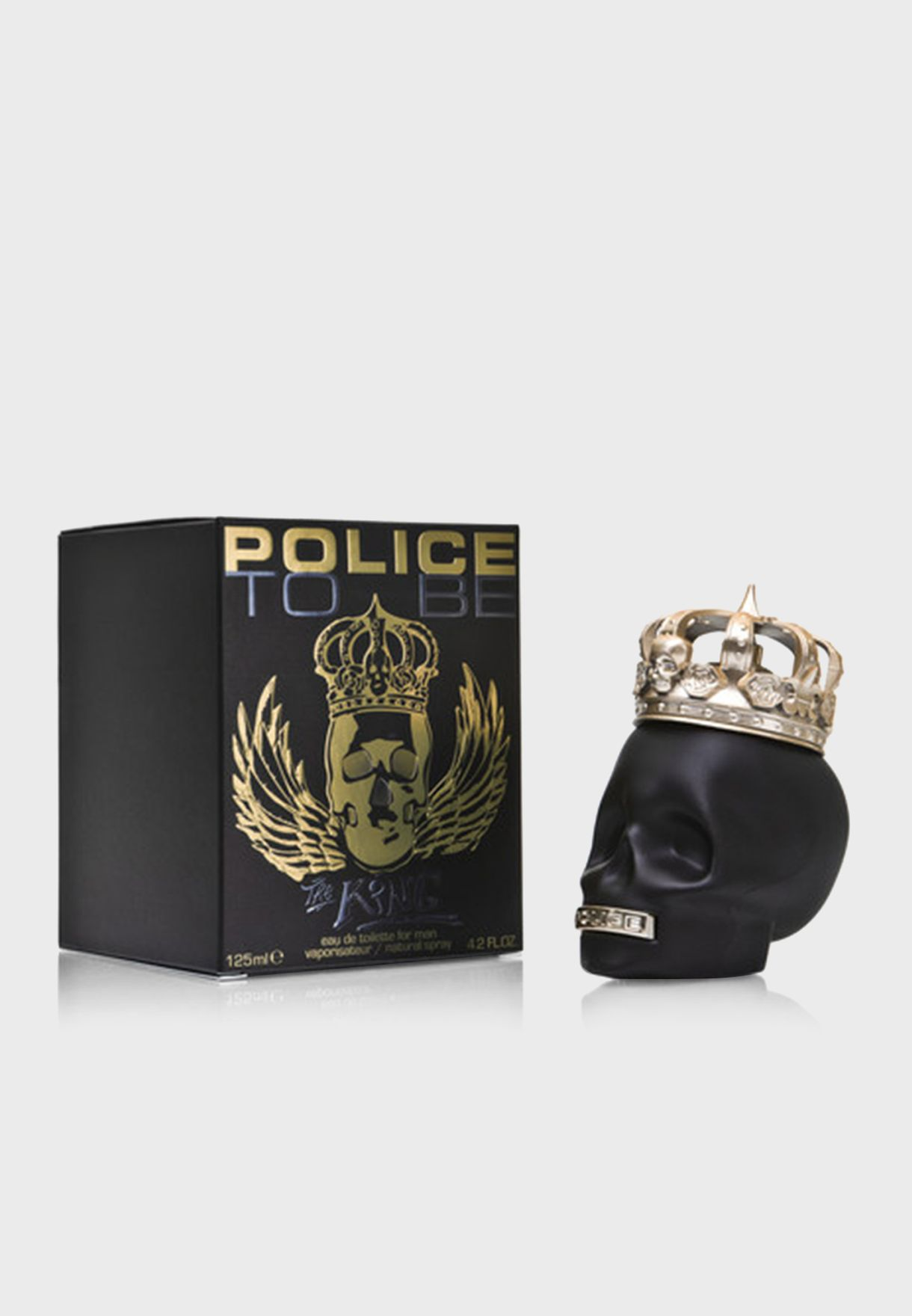 To Be The King Vapo Edt 125ml