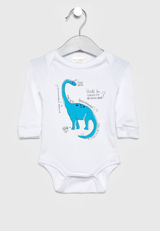Kids Dino Bodysuit