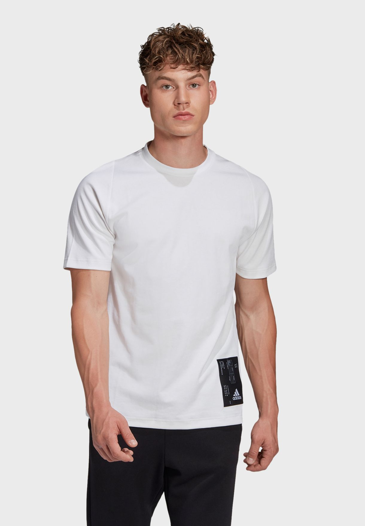 Tech Graphic T-Shirt