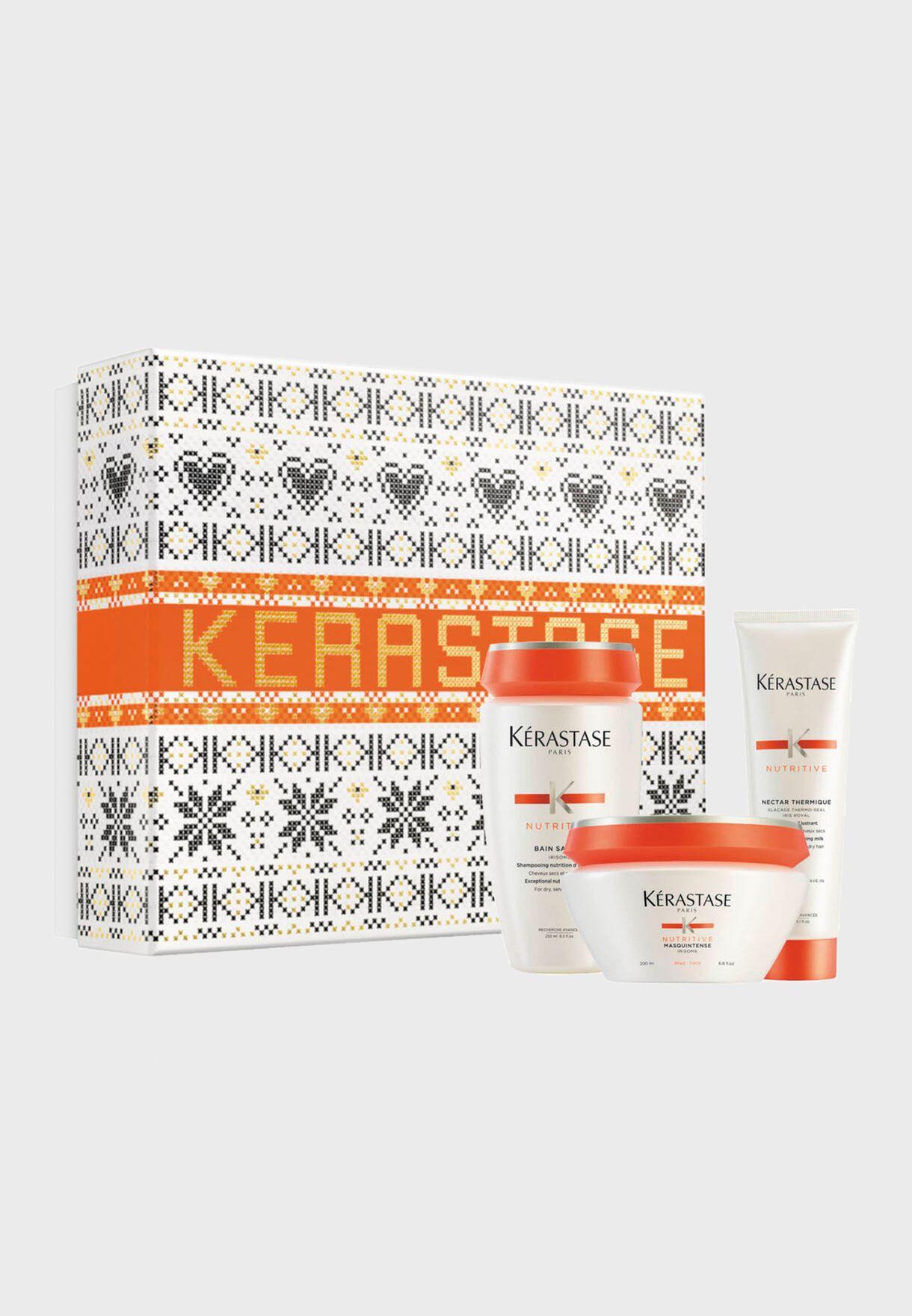 Kerastase Nutritive Holiday W/Mask,Saving 33%