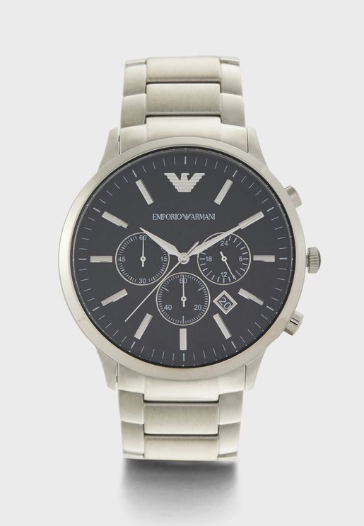 AR2460 Analog Watch