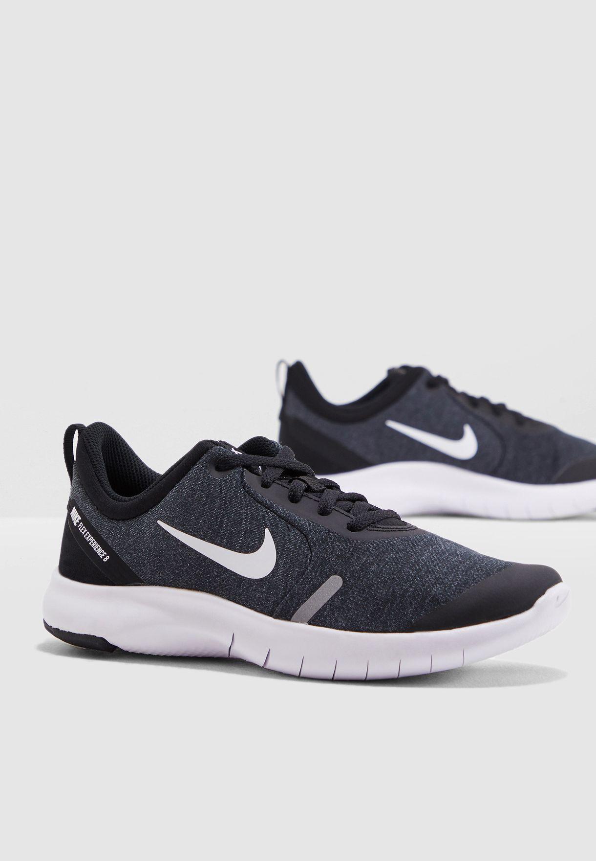 487f440aff69 Shop Nike grey Youth Flex Experience RN 8 AQ2246-001 for Kids in UAE ...