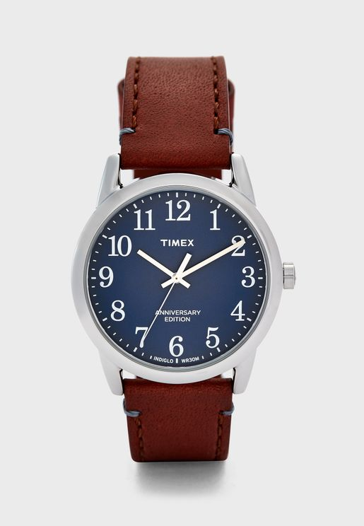 Easy Reader Analog Watch