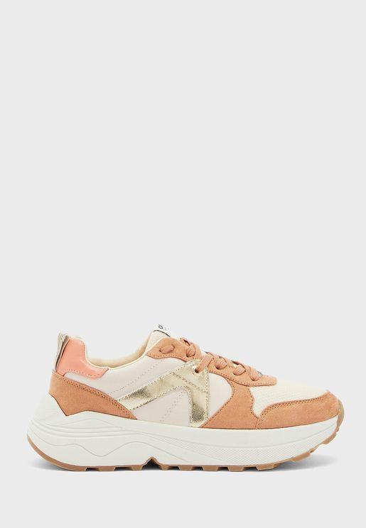 Sylvie-1 Low Top Sneaker
