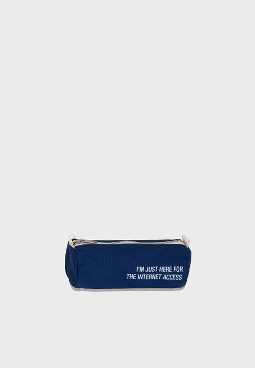Internet Access Pencil Case