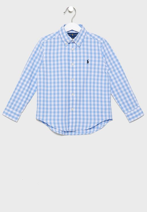 Little Checked Shirt