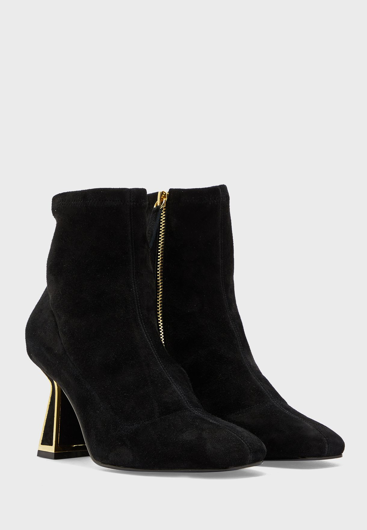 Willa High Heel Ankle Boot