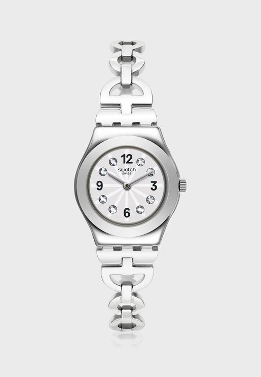Dazzles Crystals Analog Watch