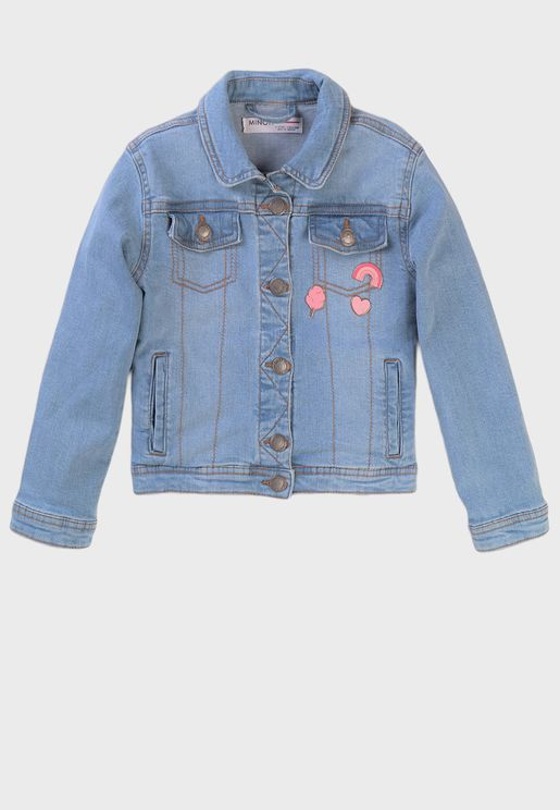 Infant Denim Jacket