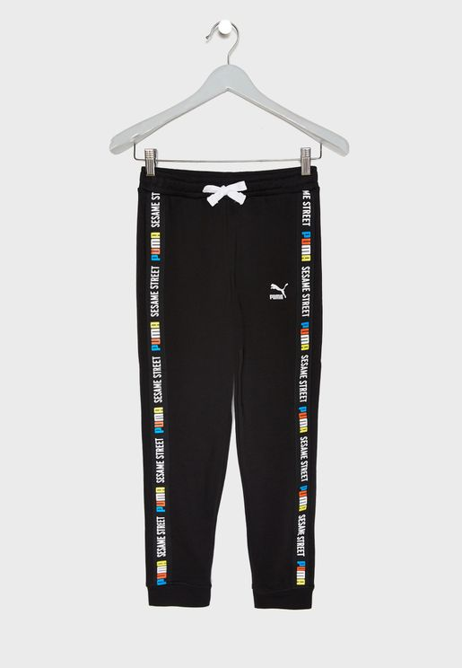 Kids Sesame Street Sweatpants