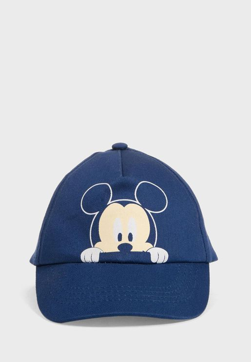 Kids Mickey Mouse Cap