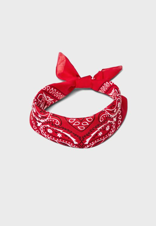 Basic Bandana Face Mask
