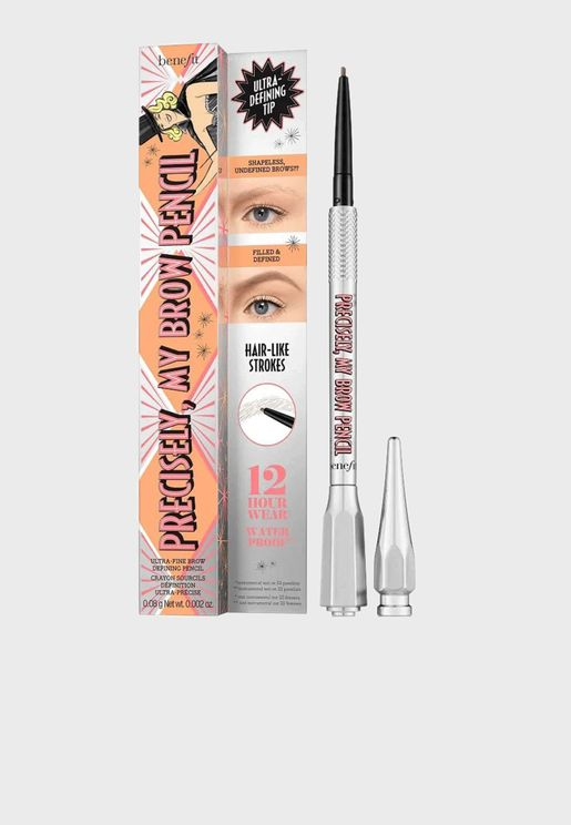 Precisely My Brow Pencil -warm deep brown