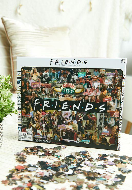 Friends 1000 Piece Jigsaw Puzzle